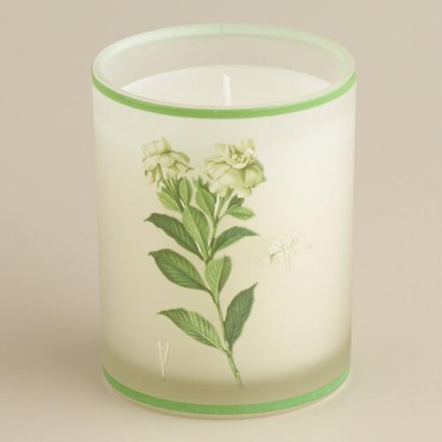 Gardenia Botanical Boxed Candle