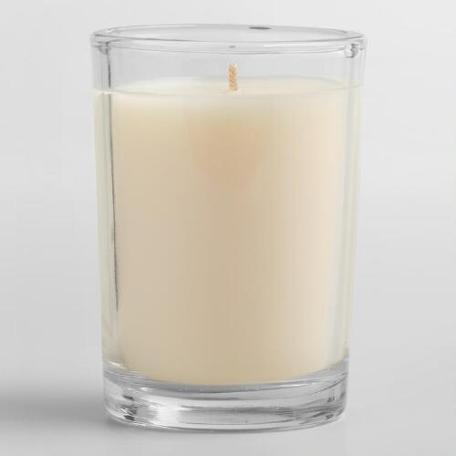 Madagascar Vanilla Filled Jar Candle