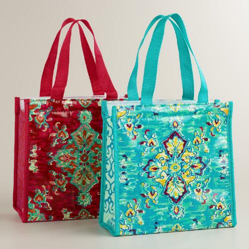 Mini Athena Insulated Totes, Set of 2