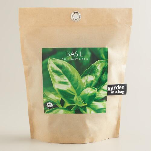 Basil Garden-in-a-Bag