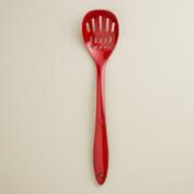 Red Moboo Slotted Spoon