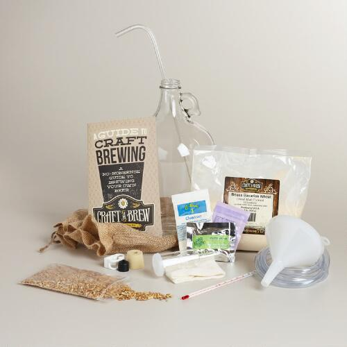 Hefeweizen Brew Your Own Craft Beer Kit