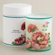 Boxed Peony Floral Tumbler Candle