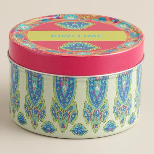 Kiwi Lime Maria Tin Candle