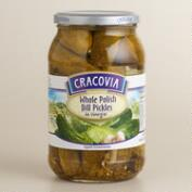 Cracovia Polish Dill Pickles