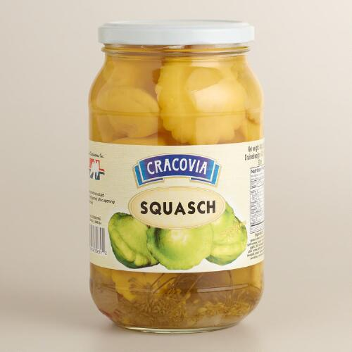Cracovia Patison Squash in Brine