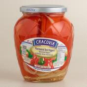 Cracovia Marinated Red Peppers