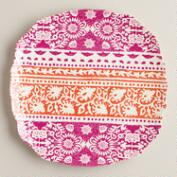 Warm Ban Tai Plates, Set of 2