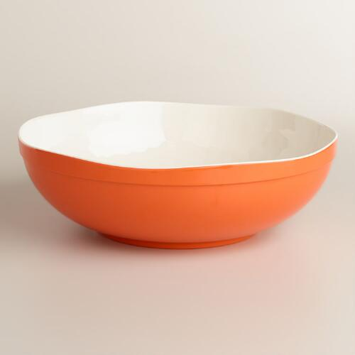 Warm Athena Serving Bowl