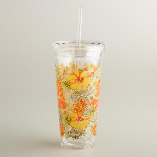 Seascape Double Wall Tumblers