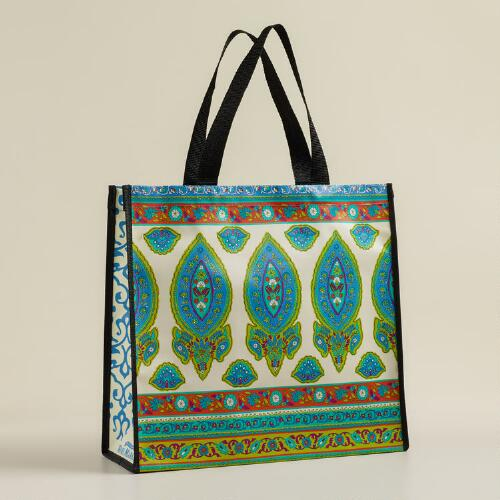 Paisley Maria Reusable Tote