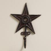 Americana Star Iron Hook