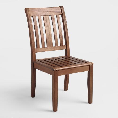 Wood St Martin Dining Side Chair