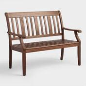 Wood St Martin Dining Bench