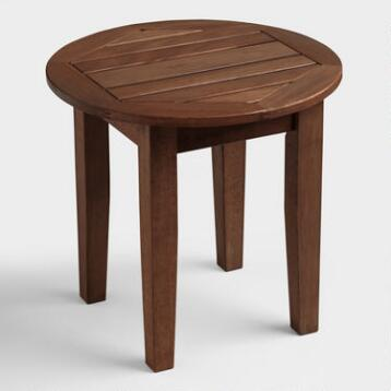 Wood St Martin Side Table
