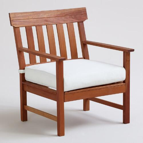 Catalina  Occasional Chair with Cushion