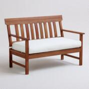 Catalina  Occasional Bench with Cushion