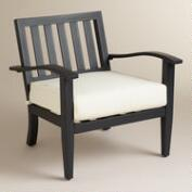 Saranda Occasional Armchair with Cushion
