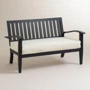 Saranda Occasional Bench with Cushion