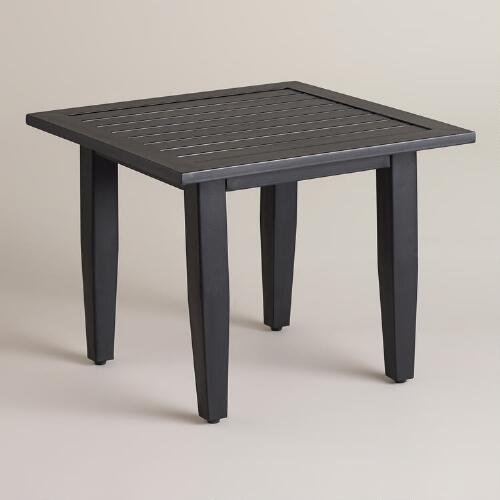 Saranda Metal Side Table