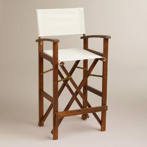 Bali Club Bar Stool Frame, Set of Two