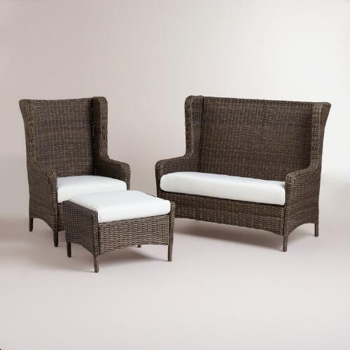 Himara Outdoor Wingback Collection