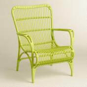 Green Hanalei Occasional Chairs, Set of 2
