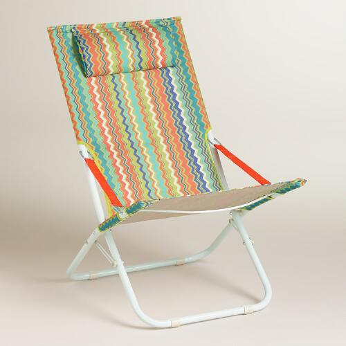 Zigzag Beach Chair
