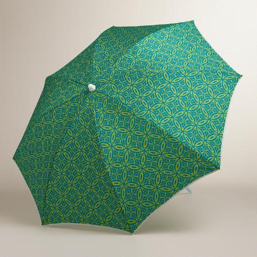 Geo Beach Umbrella