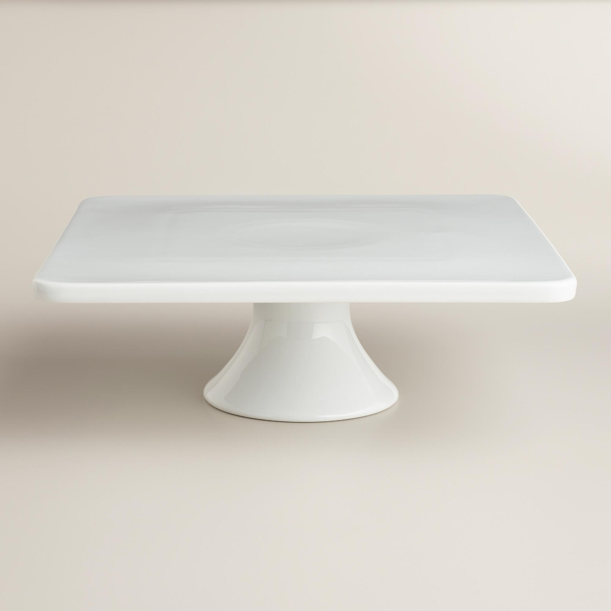 Tall Footed Cake Stand