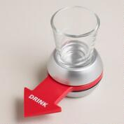 Spin-the-Shot Drinking Game