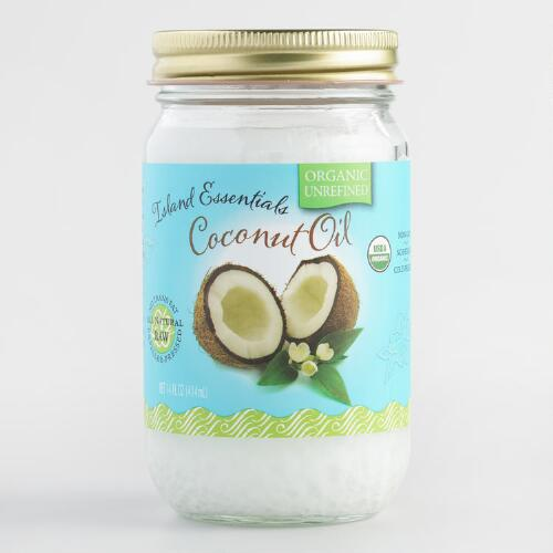 Island Essentials Organic Coconut Oil