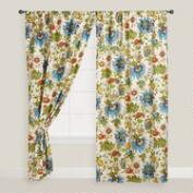 Multicolor Floral Fiesta Curtain