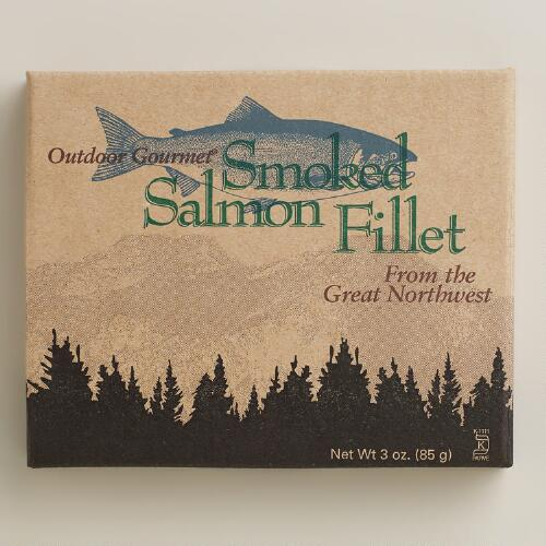 Kasilof Smoked Salmon Filet
