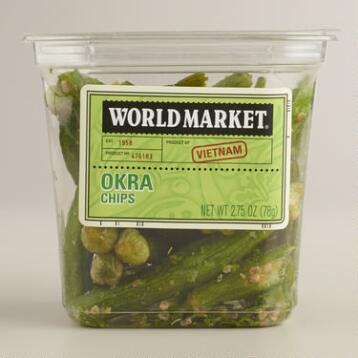 World Market® Okra Chips
