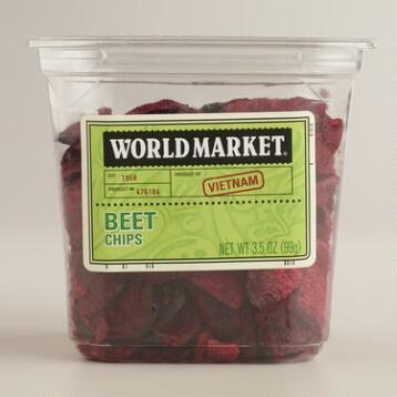 World Market® Beet Chips