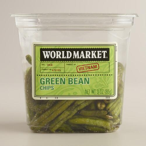 World Market® String Beans Chips