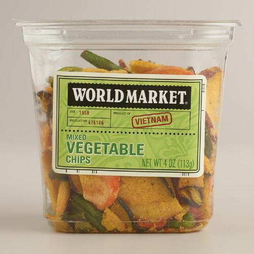 World Market® Dried Veggie Chips