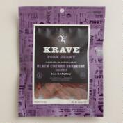 Krave Black Cherry Barbeque Pork Jerky