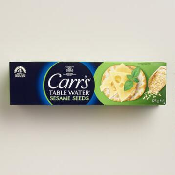Carr's Sesame Seed Crackers