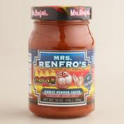 Mrs. Renfro Ghost Pepper Salsa