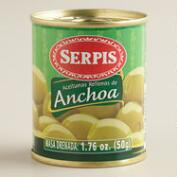 El Serpis Mini Anchovy Olives