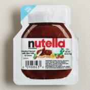 Nutella Mini Single Cup, Set of 6