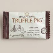 Pig'Lets Dark Chocolate Truffles