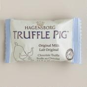 Pig'Lets Milk Chocolate Truffles