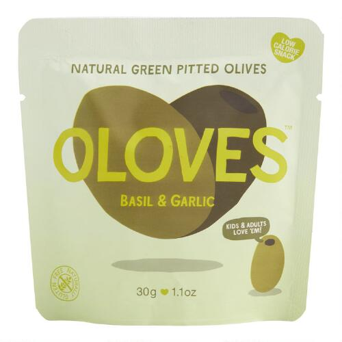 Oloves Tasty Mediterranean Olives