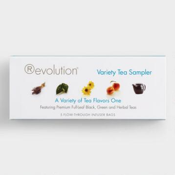 Revolution Tea Variety Pack, Set of 10