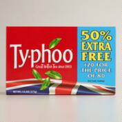 Typhoo Tea Bonus Pack, 120-Count