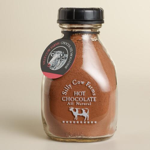 Silly Cow Farms Chocolate Moo-Usse Cocoa