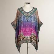 Sierra Kaftan Shirt with Beads